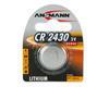 Baterie Ansmann CR2430, Lithium, 3V, (Blistr 1ks)