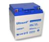 Trakční (gelová) baterie Ultracell UCG28-12, 28Ah, 12V (VRLA)
