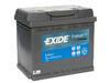 Autobaterie EXIDE Premium, Carbon Boost, 12V, 64Ah, 640A, EA641 - Levá
