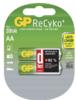 Baterie GP HR6, AA, 2100mAh,Ni-MH, nabíjecí, (Blistr 2ks), výprodej