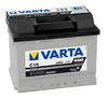 Autobaterie VARTA BLACK Dynamic 56Ah, 12V (C15) - Levá