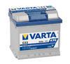 Autobaterie VARTA BLUE Dynamic 52Ah, 12V (C22)