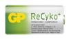 Baterie GP Recyko+ HR20, D, nabíjecí, 5700mAh, 1ks (bulk)