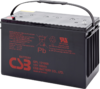 Akumulátor (baterie) CSB GPL121000, 12V, 100Ah, zapuštěný závit M6, M8