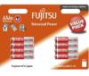Baterie Fujitsu Universal Power AAA, LR03, alkaline, (Blistr 8ks)
