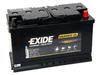 Trakční baterie EXIDE EQUIPMENT GEL, 12V, 80Ah, ES900