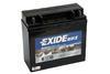 Motobaterie EXIDE BIKE Factory Sealed 18Ah, 12V, 190A, AGM12-18