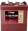 Trakční baterie Trojan T 125 Plus 240Ah, 6V - průmyslová profi