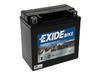 Motobaterie EXIDE BIKE Factory Sealed 10Ah, 12V, 150A, AGM12-10 (YTX12-BS)