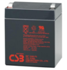 Akumulátor (baterie) CSB GP1245, 12V, 4,5Ah, F1, úzký