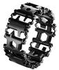 Leatherman TREAD™ Black, multitool náramek, černý