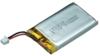 Baterie (akumulátor) Renata, 3,7V, 340mAh, Li-Pol, ICP422339PR, 1ks