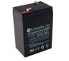 Akumulátor (baterie) Shimastu NPG5-6, 6V, 5Ah(5Ah - 6V - Faston 187)