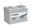 Trakční baterie VARTA Professional Dual Purpose (Starter) 75Ah (20h), 12V, LFD75