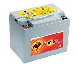 Záložní baterie SBG 12-135, 12V, 135Ah - gelová (životnost 12 let)
