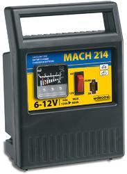 Nabíječka Deca MACH 214 6V/12V, 2,5A - 1