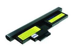 Baterie Lenovo X200 TABLET series, 14,4V (14,8V) - 4600mAh, originál - 1