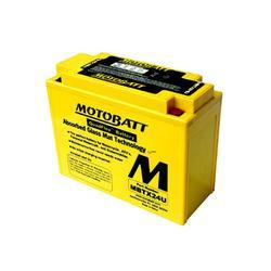 Motobaterie Motobatt MBTX24U, 12V, 25Ah, 300A (12N18-3, Y50-N18L-A3, YTX24HL-BS) - 1