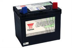 Baterie Yuasa Garden U1R 30Ah, 270A, baterie pro zahradní techniku (Plus vpravo) - 1