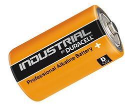 Baterie Duracell Professional Alkaline Industrial MN1300, LR20, D, 1ks - 1