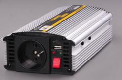 Měnič napětí z 12V DC na 230V AC 600W trvale - 1