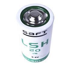 Baterie Saft LSH20, 3,6V, (velikost D), 13000mAh, Lithium, 1ks  - 1
