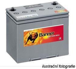 Trakční gelová baterie DRY BULL DB 115, 120Ah, 12V - průmyslová profi