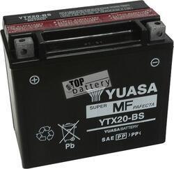Motobaterie YUASA YTX20-BS, 12V, 18Ah - 1