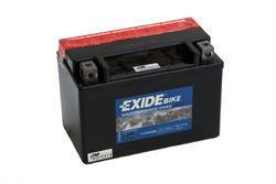 Motobaterie EXIDE BIKE Maintenance Free 12V, 8Ah 120A, YTX9-BS