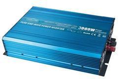 Měnič napětí z 12V na 230V, 3000W sinus + USB - 1