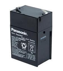 Akumulátor (baterie) Panasonic LC-R064R5P, 4,5Ah, 6V - 1
