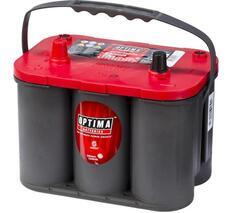 Autobaterie Optima Red Top S-4.2, 50Ah, 12V, 815A, (8002-250)  - 1