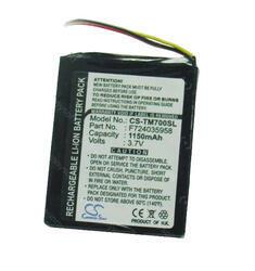 Baterie CS-TM700SL náhradní pro navigace TomTom One XL, 800mAh, Li-ion, (Blistr 1ks) - 1