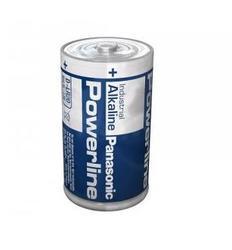 Baterie Panasonic Powerline Industrial Alkaline, LR20, D, 1ks