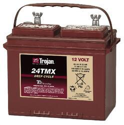 Trakční baterie Trojan 24TMX , 85Ah, 12V - průmyslová profi - 1