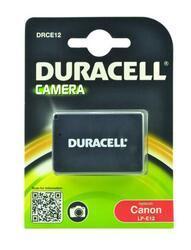 Baterie Duracell Canon LP-E12, 7,2V (7,4V) - 600mAh - 1