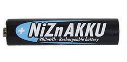 Baterie Ansmann Ni-Zn Mignon AAA, 1,6V, 900mWh, nabíjec, 1ks