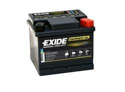 Trakční baterie EXIDE EQUIPMENT GEL, 12V, 40Ah, ES450