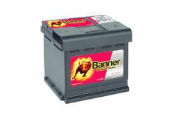 Autobaterie Banner Power Bull P50 03, 50Ah, 12V, 420A ( P5003) - 1