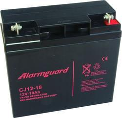 Baterie (akumulátor) ALARMGUARD CJ12-18, 12V, 18Ah - 1