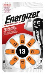Baterie do naslouchadel Energizer 13 SP-8 8 ks EN-634922 , (Blistr 8ks) - 1