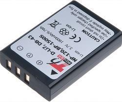 Baterie Fujifilm NP-120, 3,6V (3,7V), 1800mAh, 6,7Wh, Li-ion