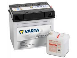 Motobaterie VARTA 53030, 30Ah, 12V