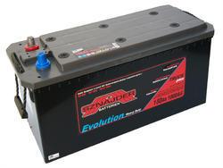 Autobaterie Sznajder HD 180Ah, 12V, startovací proud 1000A - 1