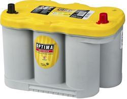 Autobaterie Optima Yellow Top R 5.0, 66Ah, 12V, 830A (8037-327) - 1