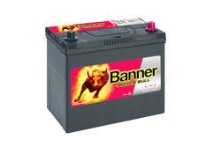 Autobaterie Banner Power Bull P45 23, 45Ah, 12V, 360A (P4523) - 1