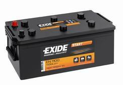 Autobaterie EXIDE Start, 12V, 180Ah, 1000A, EN1100 - 1