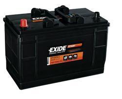 Autobaterie EXIDE Start, 12V, 110Ah, 750A, EN850 - 1