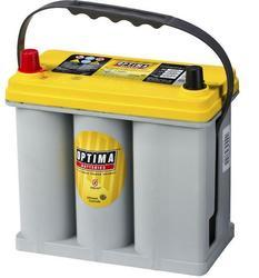 Autobaterie Optima Yellow Top S-2,7, 38Ah, 12V, 460A (8071-176) - 1