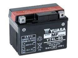 Motobaterie YUASA YT4L-BS, 12V, 3Ah - 1